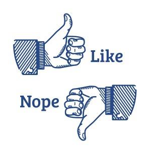 Facebook Like Dislike